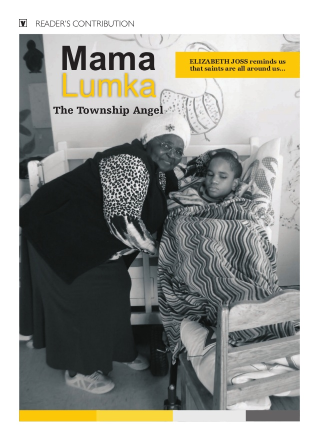 Feature Article - Mama Lumka, The Township Angel